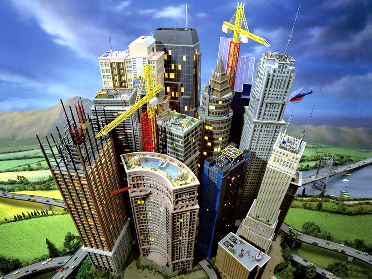 Недвижимость Москвы и городов Московской области