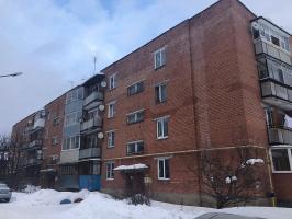 Однокомнатная квартира п. Фряново улица Октябрьская дом 12