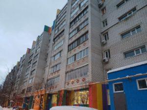Трехкомнатная квартира в Щелково Советская дом 3