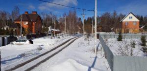 Продажа земельного участка Щелковский район, д. Новая Слобода