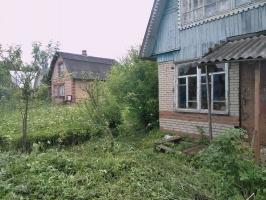 Продается участок с домиком Щелковский район СНТ Радуга
