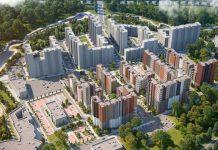 Продажа однокомнатной квартиры г. Балашиха ЖК Пехра